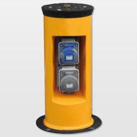 Ręczne i automatyczne blokady parkingowe GASMA / GASPO marki Fadini