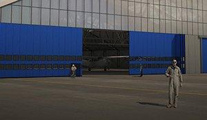 Bramy Hangarowe dla lotnictwa