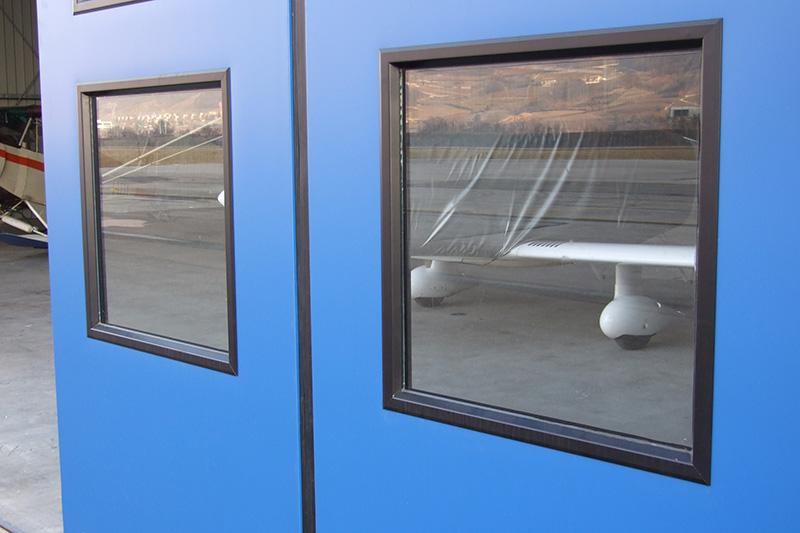 Opcjonalne wyposażenie - okna