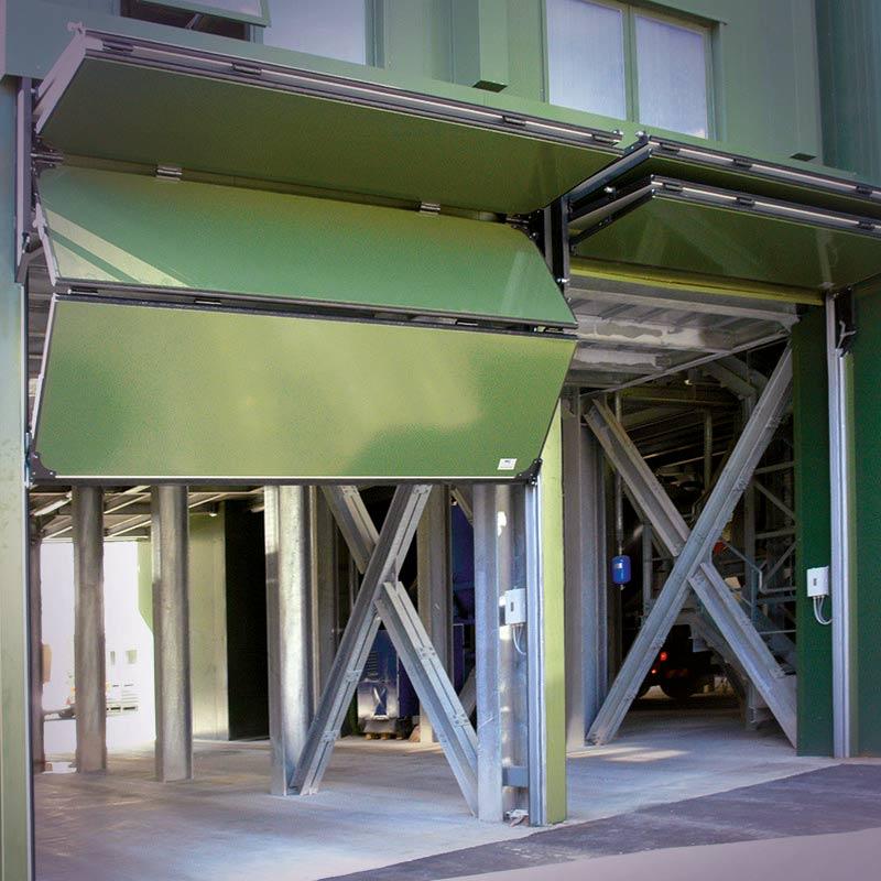 Bramy segmentowe vertigo z BRAMAR Radom