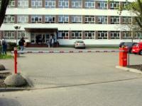 Hydrauliczny szlaban Bayt 980 dla Uniwersytetu Radomskiego
