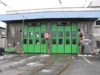 Firma BRAMAR dostarczyła i profesjonalnie zamontowała 6 szt. bram harmonijkowym IMVA w Zajezdni Tramwajowej S3 w Poznaniu