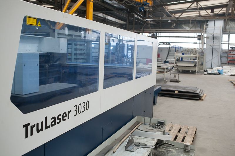 Wycinarka laserowa Trumph TruLaser 3030