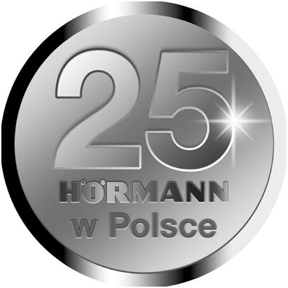 25 lat Hormann w Polsce