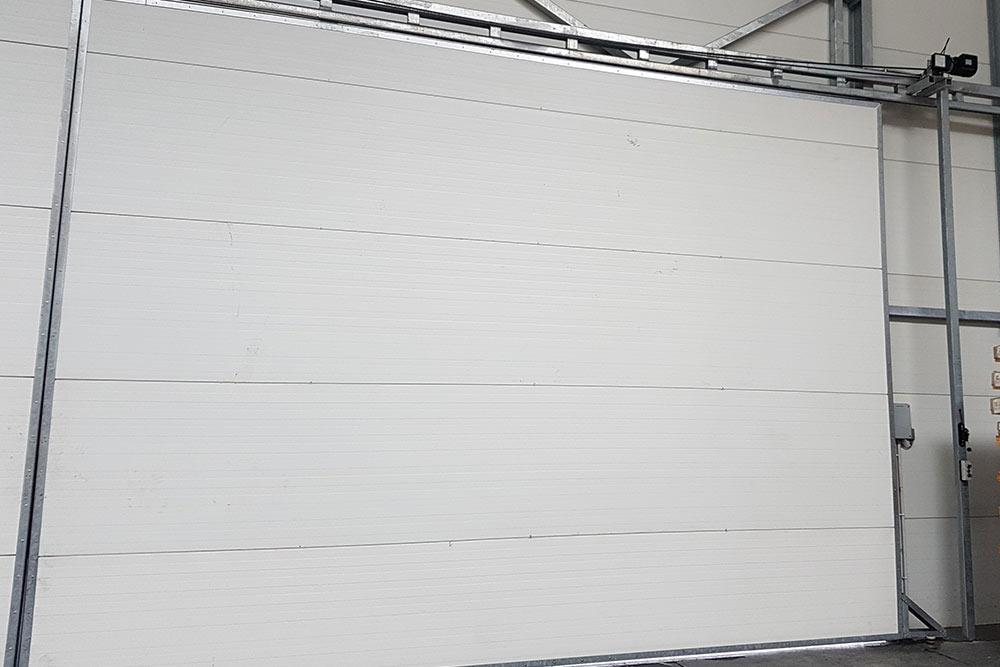 Napęd MEC 200LB - brama harmonijkowa