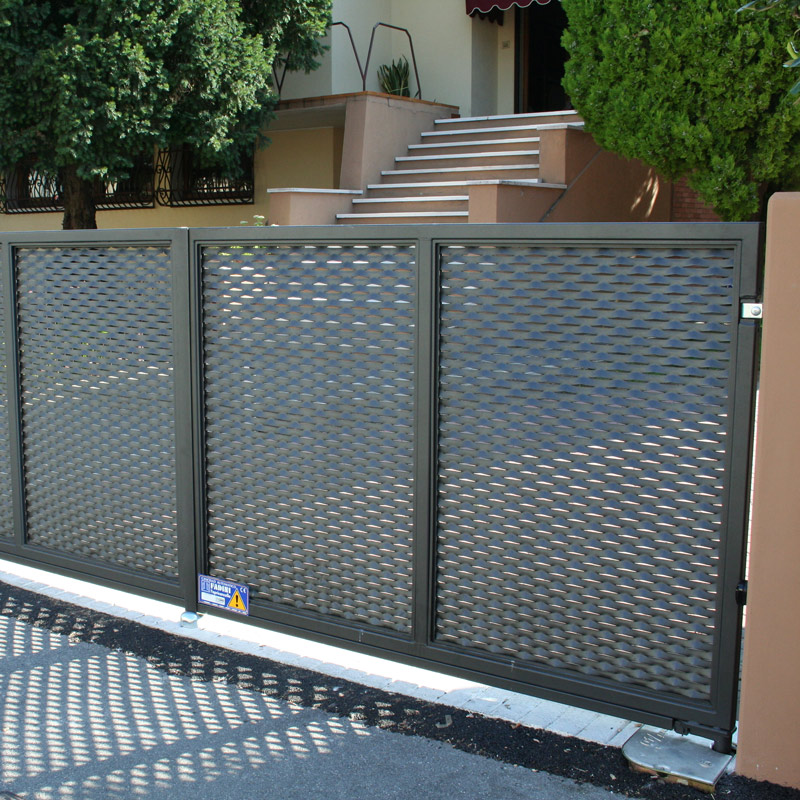 Hydrauliczny podziemny napęd do bram skrzydłowych Combi 740 FADINI