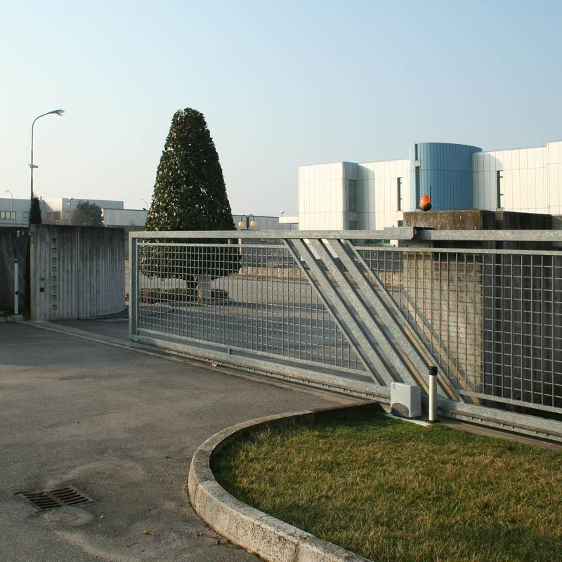 JUNIOR elektromechaniczny motoreduktor do bram przesuwnych marki Fadini