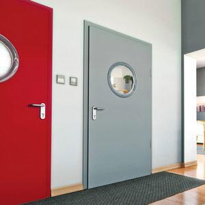 Drzwi wielofunkcyjne i przeciwpożarowe