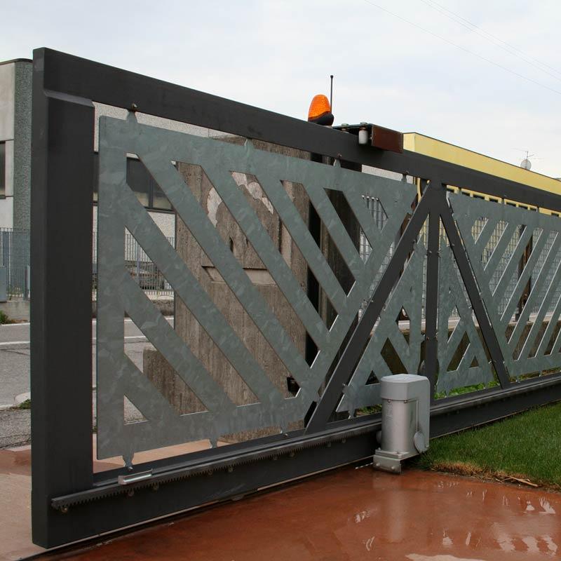 Elektromechaniczny napęd do bram przesuwnych NYOTA 115 marki Fadini