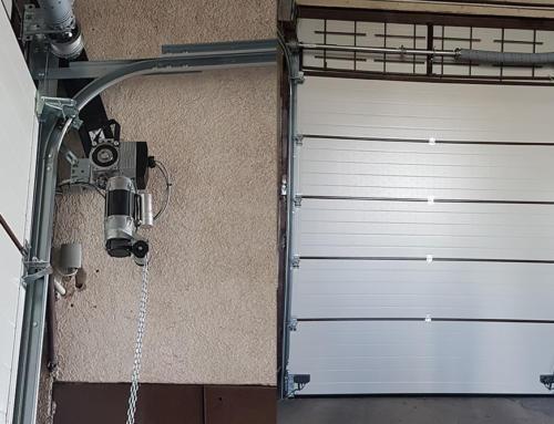 Brama segmentowa przemysłowa firmy HORMANN SPU F42 z napędem WA300 – Radom